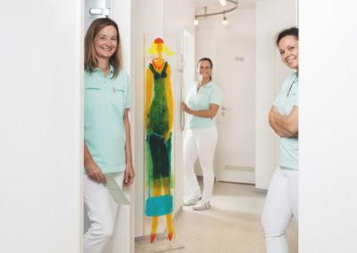 Zahnarztpraxis Dr. Schleicher-Hübsch - Das Team